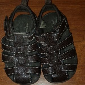 Baby size 5 sandals